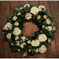 Rose Cluster Wreath