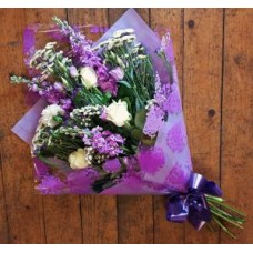 Lilac and Purple Bouquet