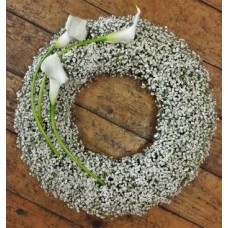 Gypsophila Wreath