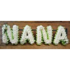 Nana Funeral letters