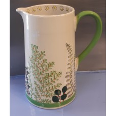 Green tree design Jug