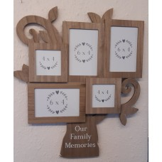 Photo Frame Tree